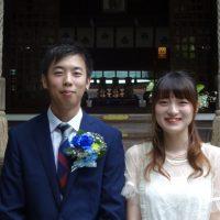 嶋家結婚式
