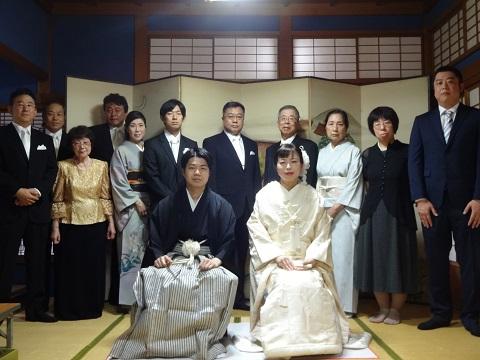 結婚式_北村家1