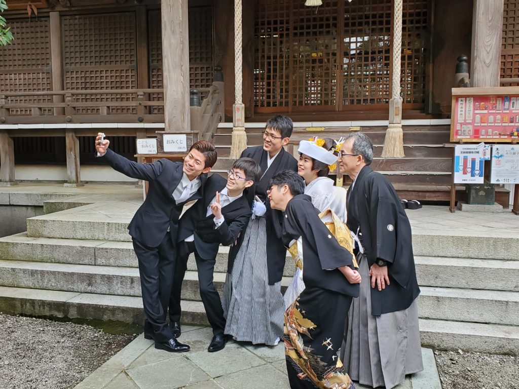 笹野家結婚式