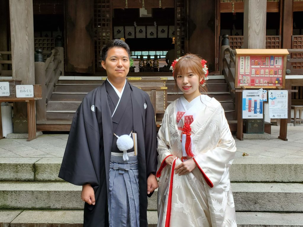 棚田家結婚式